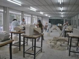 taller cantería ETSA Madrid
