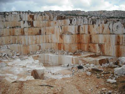Una empresa china interesada en las canteras de m rmoles for Canteras y marmoles