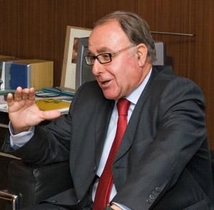 José Marín, director general de Grupo San Marino.