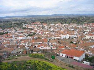 Alburquerque. Badajoz.