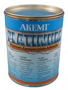 Adhesivo Platinium de Akemi comercializado por Aldanondo.
