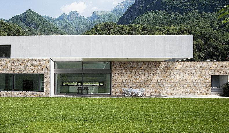 Cupastone presenta un simulador online de ambientes - Fachada de piedra natural ...