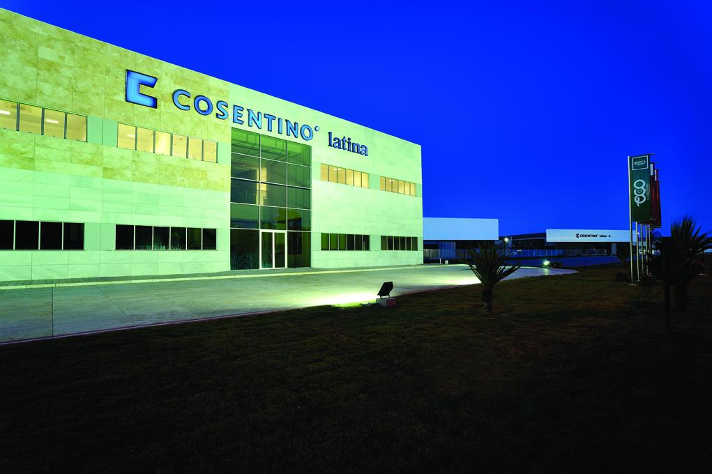Cosentino apostó por el mercado brasileño en el año 2002 y sin duda fue un  gran acierto. Hoy Cosentino Latina es el primer exportador de granito de  Brasil f4a28c7fc3d4