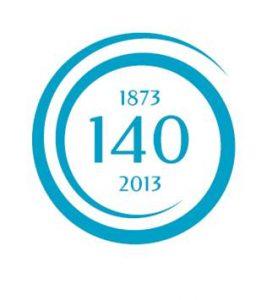 logo 140 aniversario