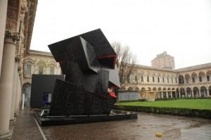 Beyond The Wall_Daniel Libeskind_Silestone by Cosentino_Universidad Estatal de Milan 4