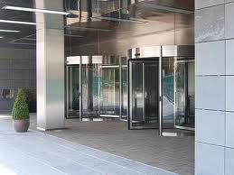Edificio Bayer en Barcelona para el que la empresa Artemármol ha suministrado material.