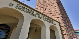 camra de comercio de Zaragoza