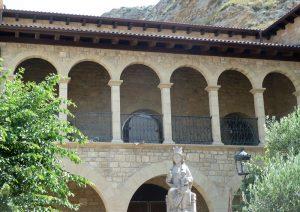 Iglesia de Azagra olnasa