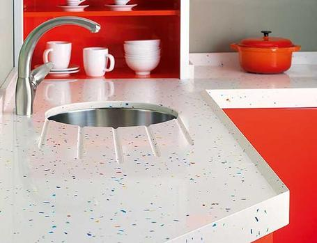 Tendencias en encimera de cocina las tiendas contestan - Encimeras de cocina materiales ...