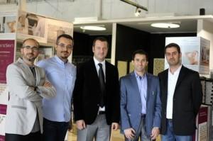 inauguración empresa turca