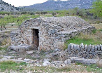 Arquitectura piedra en seco