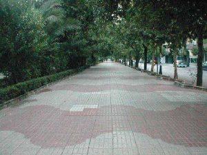Paseo de Canovas Caceres