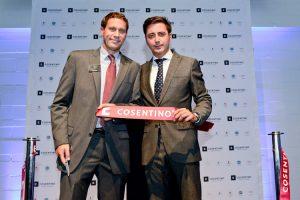 Brad Baer & Eduardo Martinez Cosentino.