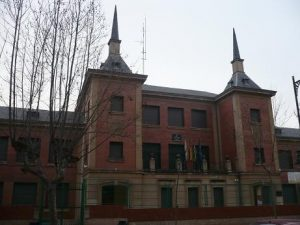 CEIP Vuelo Madrid-Manila de Pamplona