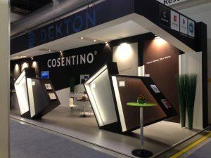 Stand Cosentino Feria Bauen&Modernisierne (b)