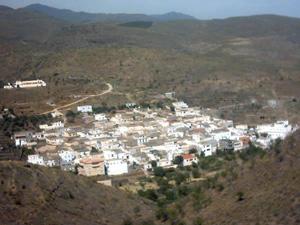 Las TRes Villlas (Almería).