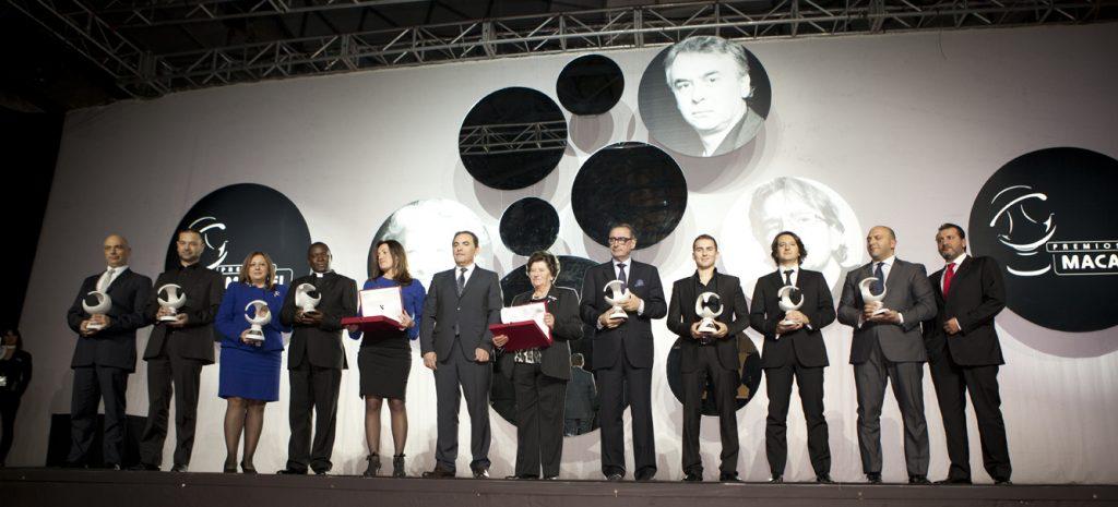 Premios macael2013