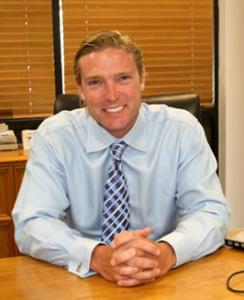 Richard Garrick, presidente de Precorp.