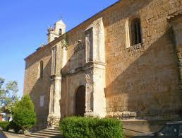 Iglesia de la casqueda de los chanas