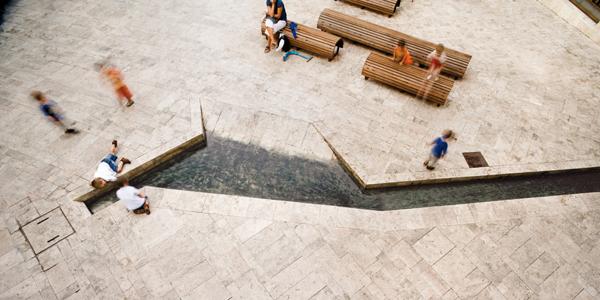 Plaza banyoles