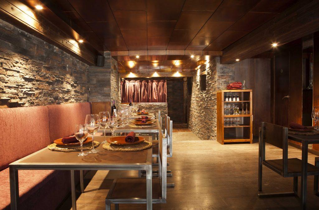 restaurante piedra