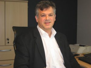 Pierre Aldany, director general de Diamant Boart.