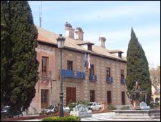 Ayuntamiento de Talavera.