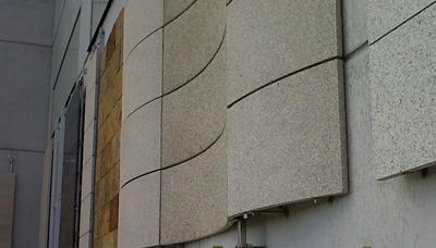 M rmoles alende cuenta con una exposici n de fachadas - Fachadas ventiladas de piedra ...