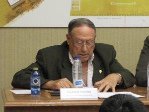 Amador Poveda, director Romanense de Mármoles.