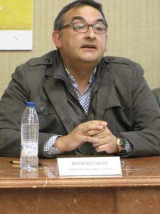 Antonio Fayos, administrador Antonio Fayos Rizo.