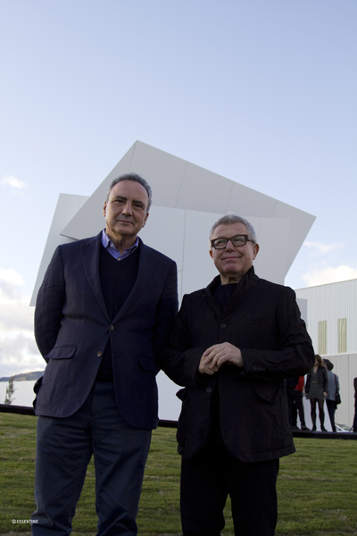BEYOND THE WALL 5 Francisco Martinez Cosentino & Daniel Libeskind