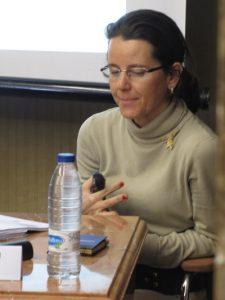 Carmen Esteban, senior manager EY.