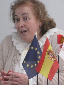 Nuria Mediavilla, presidenta de Pinacal.