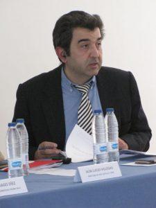 Aurelio de Grado, gerente de Pinacal Inser.