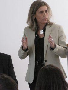 Alín Lucio-Villegas, directora de Icex Castilla Y León.
