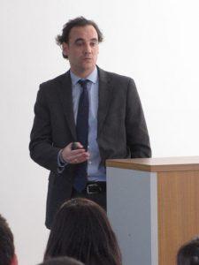 Santiago Díez, director comercial Piedra 2014.