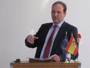José Téllez, senior manager EY.