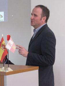 Lorenzo Casas, director de exportación de Grupo Hedisa.