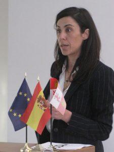 Noemi Hernández, directora de Compras y Logística de Cupa Stone.