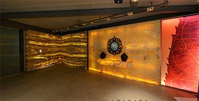 Showroom de Marmolspain.