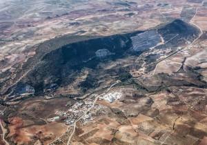 Sierra de Moron, Sidemosa