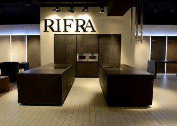 Rifra & Cosentino en Eurocucina 2014