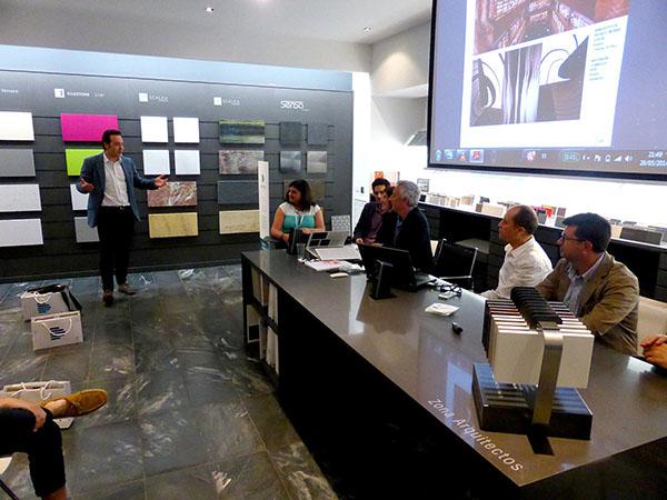 Coloquio_arquitectos_Cosentino Center Zaragoza (B)