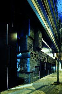 Roca_Madrid_Gallery_friso_Subirachs