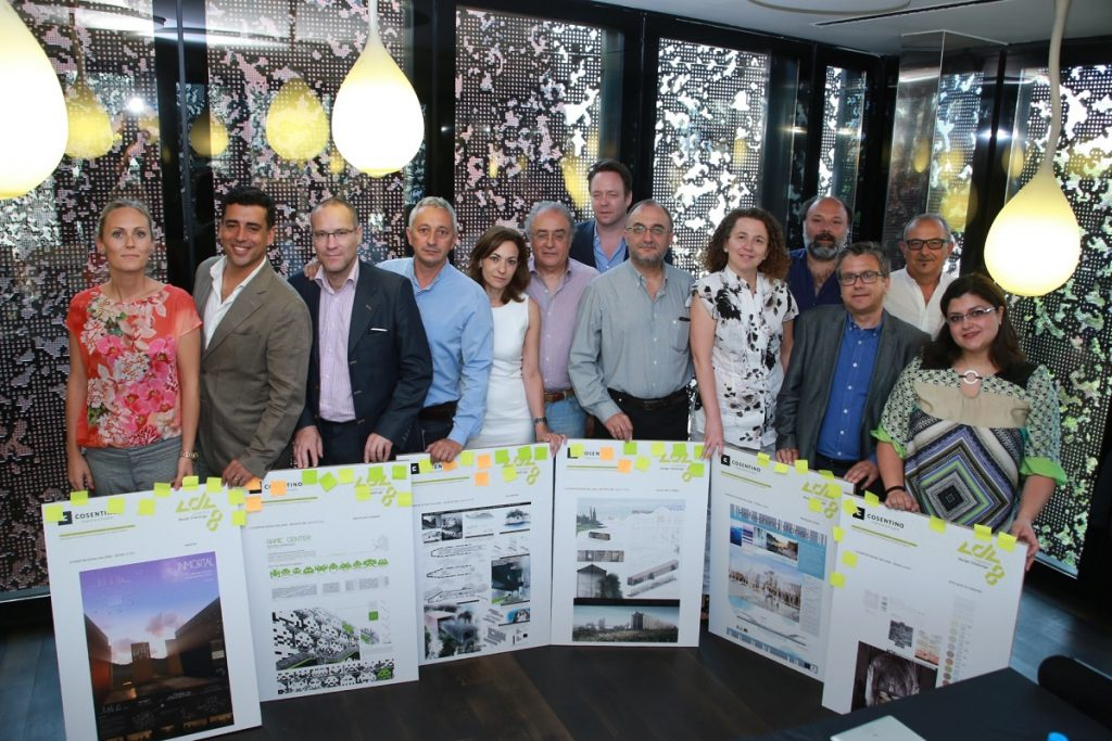 Cosentino Design Challenge 2014