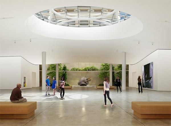 remodelación Museo de Filadelfia