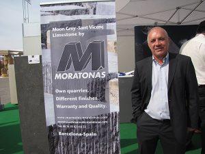 Salvador Moratonas, Mármoles Moratonas