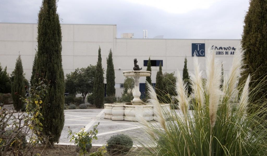 Sede central de la empresa Arte Granda.