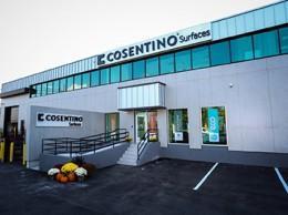 Cosentino Long- sland Center en Nueva York.