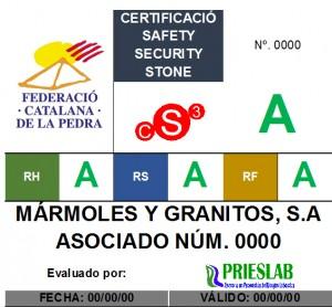 sello certificacion